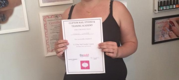 Clifton Nail Studio and Training Academy news