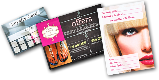 Gift Vouchers and Special Offers from JoJo`s Nails